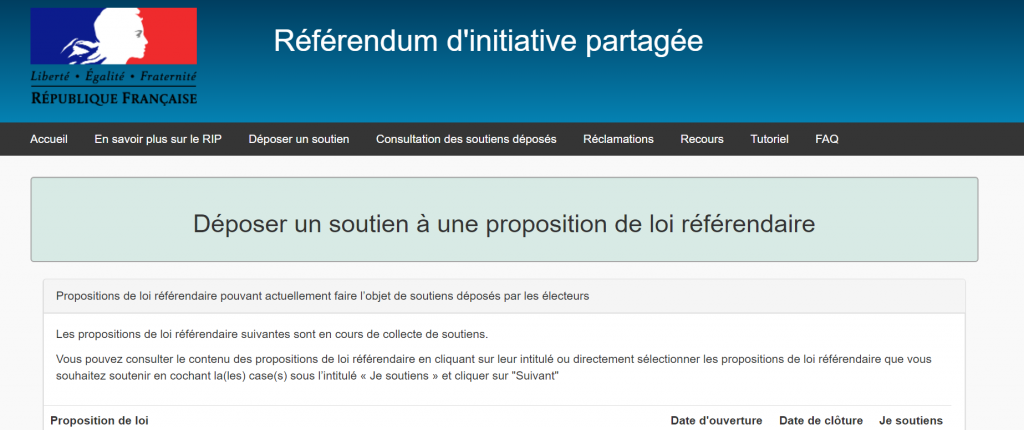 Lancement de la collecte des signatures contre la privatisation d'Aéroports de Paris