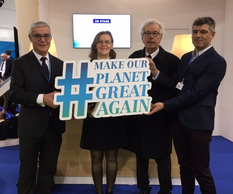 COP 23 : « Make our planet great again » ne doit pas rester un slogan