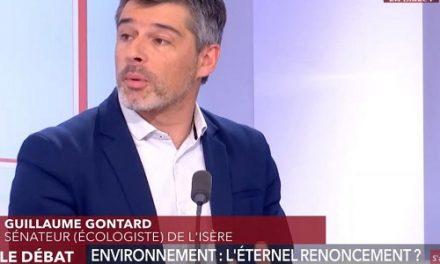 Loi Pacte et environnement :  débat sur Public Sénat