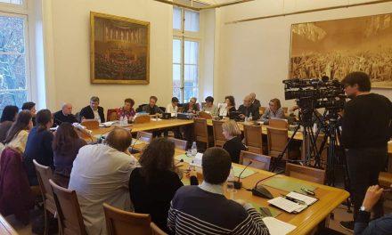 Rencontre avec les Gilets Jaunes au Sénat