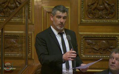 Ma question au Gouvernement sur l'insuffisance du plan d'urgence pour l'Hôpital