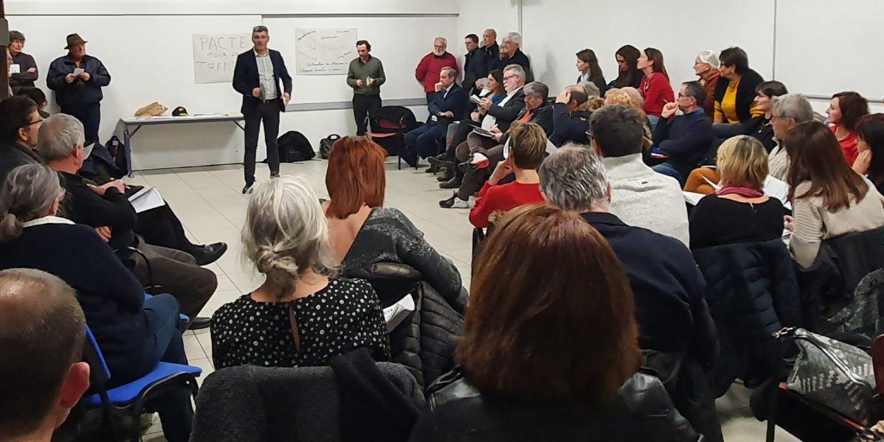 Pacte pour la Transition : soirée-débat dans le Nord Isère