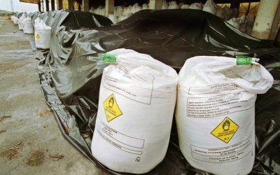 Question au Gouvernement sur les contrôles des sites stockant du nitrate d'ammonium