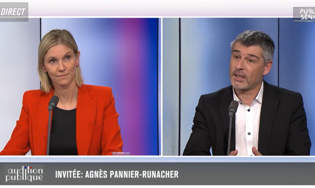 Débat avec Agnès Pannier-Runacher, ministre en charge de l'Industrie