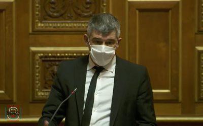 Débat surles conclusions de la commission d'enquête sur la gestion de la pandémie de Covid-19